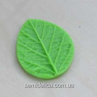 Молд 4,5х3,5 см, Лист универсальный мини