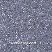 Фоамиран глиттерный 30х19,5 см, серебро
