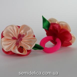 Незабудки кораллово-персиковые