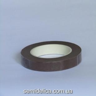 Тейп-лента 12ммх18м, коричневый