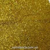 Глиттер присыпка, золото
