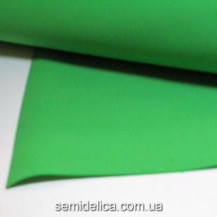 Фоамиран зеленый яркий