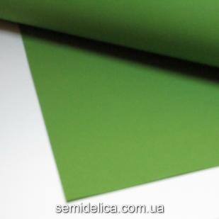 Фоамиран зеленый темный