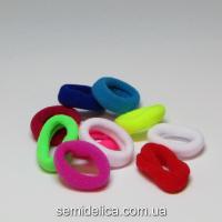 Резинки 2,0 см, цветной микс