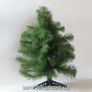 Елочка искусственная 50 см, зеленый