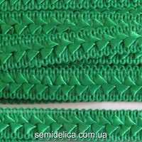 """Тесьма """"Самоса"""" 1,8 см, зеленый"""